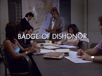 86 Badge of Dishonor